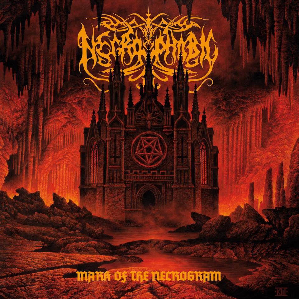 NECROPHOBIC dévoile la nouvelle chanson «Mark Of The Necrogram»