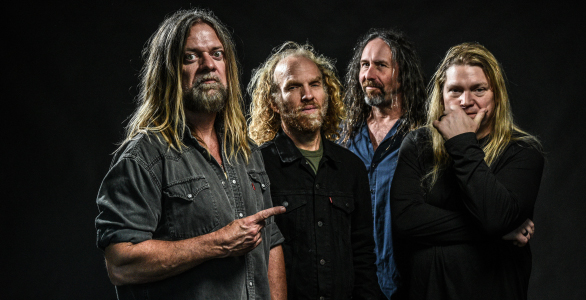 CORROSION OF CONFORMITY : INTERVIEW AVEC REED MULLIN