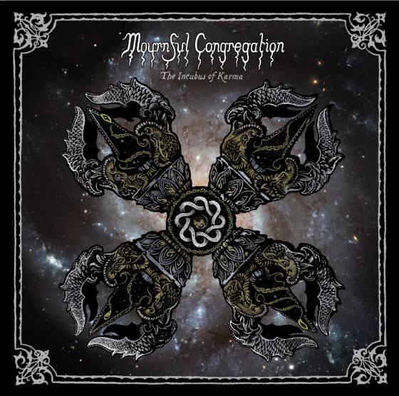 MOURNFUL CONGREGATION : les détails du nouvel album The Incubus Of Karma ; chanson «Scripture Of Exaltation And Punishment» en écoute