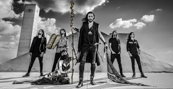 ORPHANED LAND : INTERVIEW AVEC KOBI FARHI