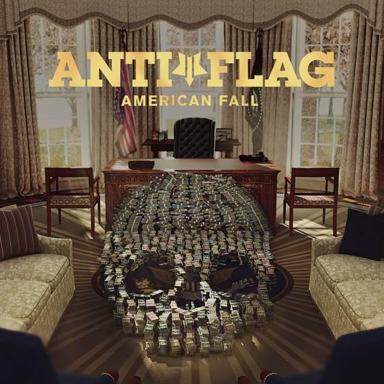 ANTI-FLAG dévoile le clip vidéo de la chanson «Finish What We Started»