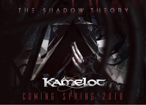 KAMELOT : les premiers détails du nouvel album The Shadow Theory