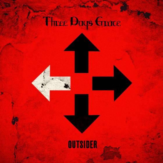 THREE DAYS GRACE dévoile le clip vidéo de la chanson «Strange Days»