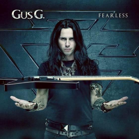 Gus G. dévoile le clip vidéo de la chanson «Fearless»