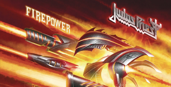 JUDAS PRIEST : CHRONIQUE DE FIREPOWER
