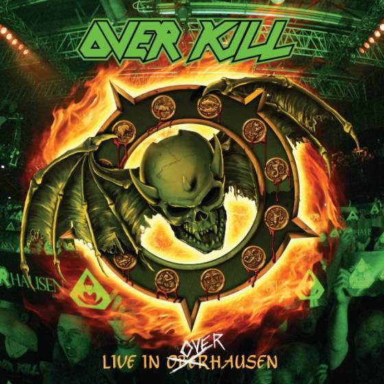 OVERKILL dévoile la vidéo live de la chanson «Thanx For Nothin'»