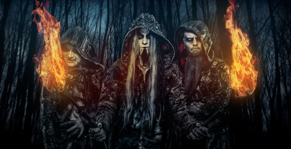 DIMMU BORGIR : INTERVIEW AVEC SILENOZ & SHAGRATH