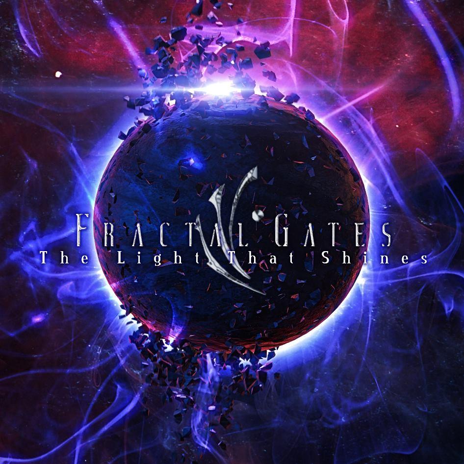 FRACTAL GATES : les détails du nouvel album The Light That Shines ; chanson «Chasing The Line» en écoute