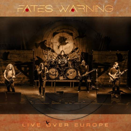 FATES WARNING dévoile la vidéo live de la chanson « The Light And Shade Of Things »