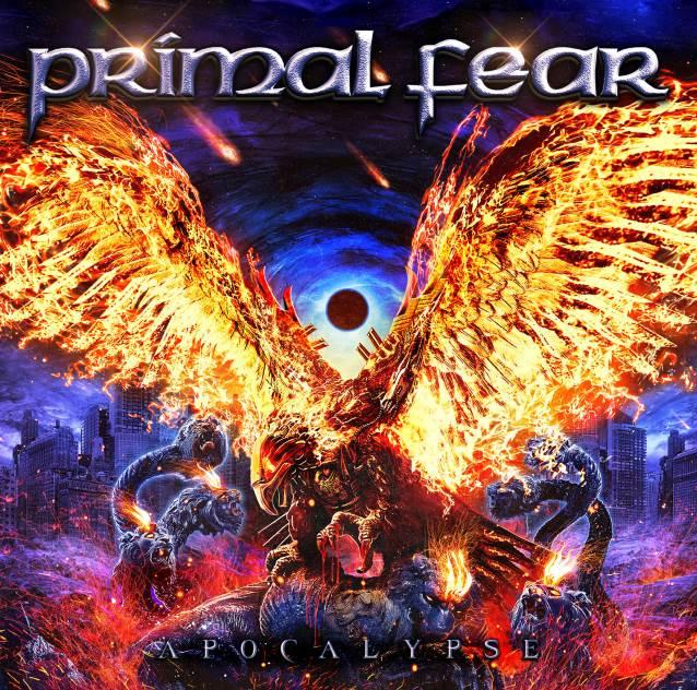 PRIMAL FEAR dévoile le clip vidéo de la chanson «Blood, Sweat & Fear»