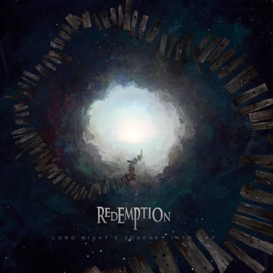 REDEMPTION : les détails du nouvel album Long Night's Journey Into Day ; chanson «Little Men» en écoute