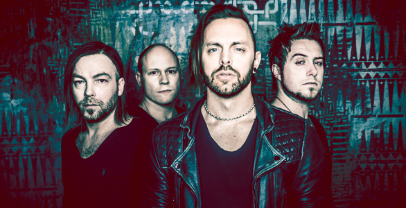 BULLET FOR MY VALENTINE : INTERVIEW AVEC MATT TUCK