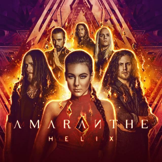 AMARANTHE dévoile le clip vidéo de la chanson «Dream»