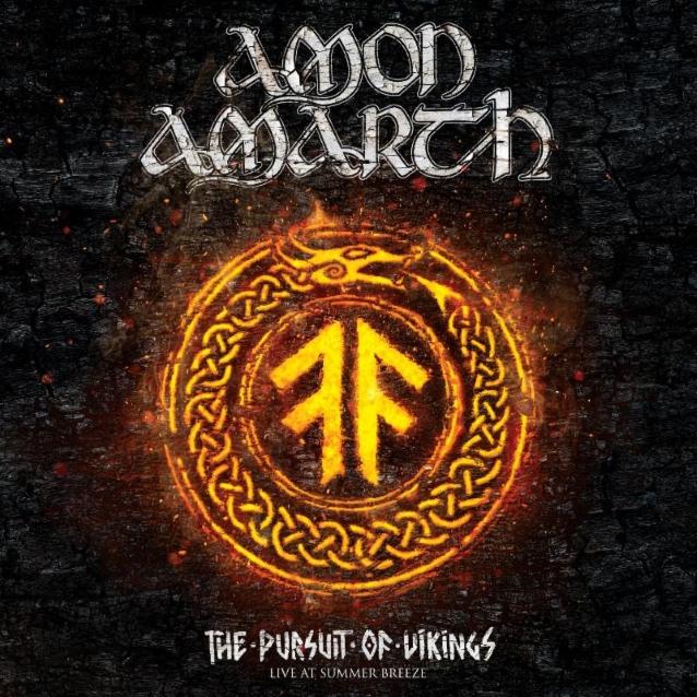 Amon Amarth Amonamarththeprsuitofvikingssept2018cover