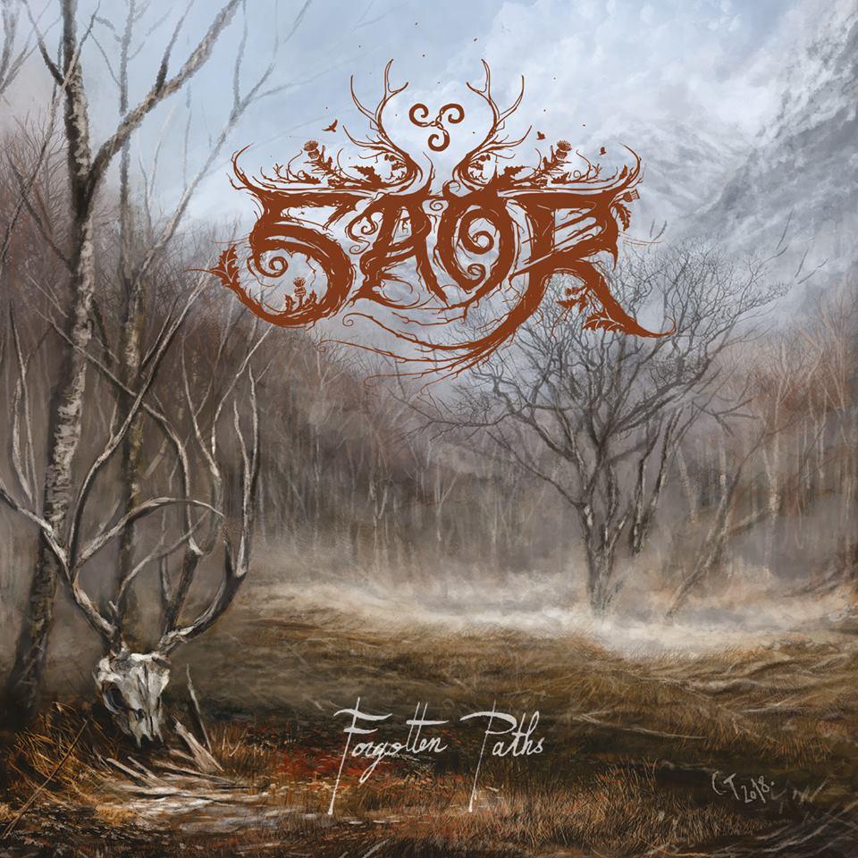 SAOR dévoile la nouvelle chanson «Forgotten Paths» (avec Neige d'ALCEST)