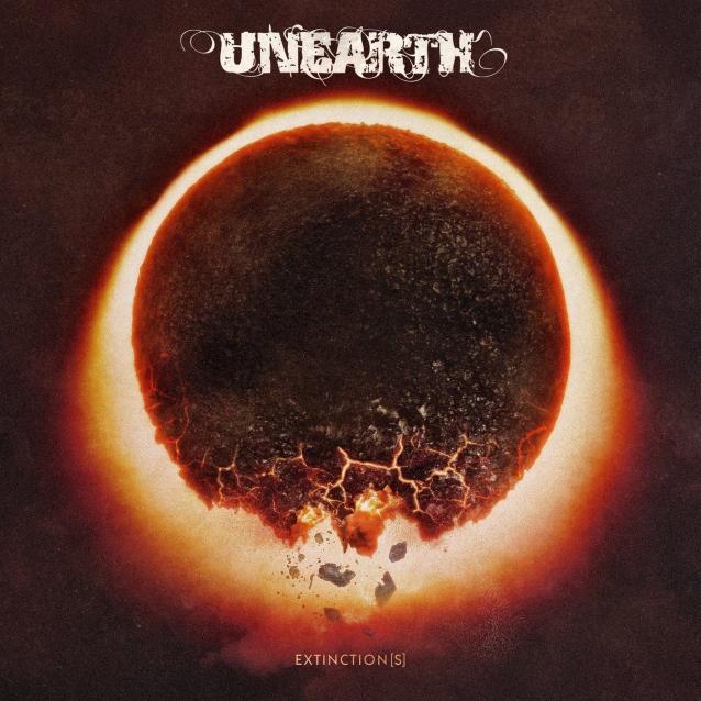 UNEARTH dévoile le clip vidéo de la chanson «Sidewinder»