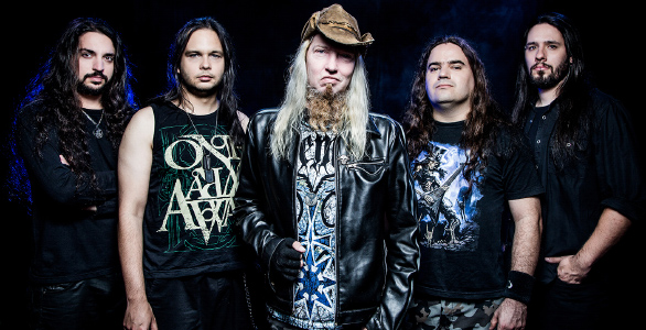 WARREL DANE : INTERVIEW AVEC LES GUITARISTES THIAGO & JOHNNY