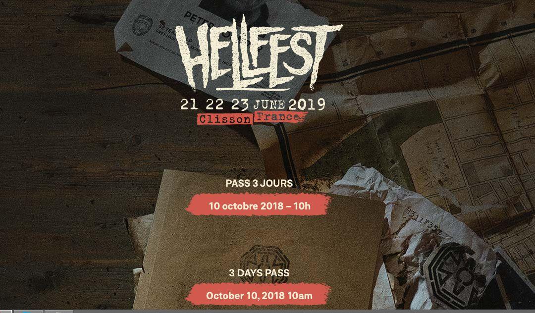 HELLFEST 2019 Hellfest2019