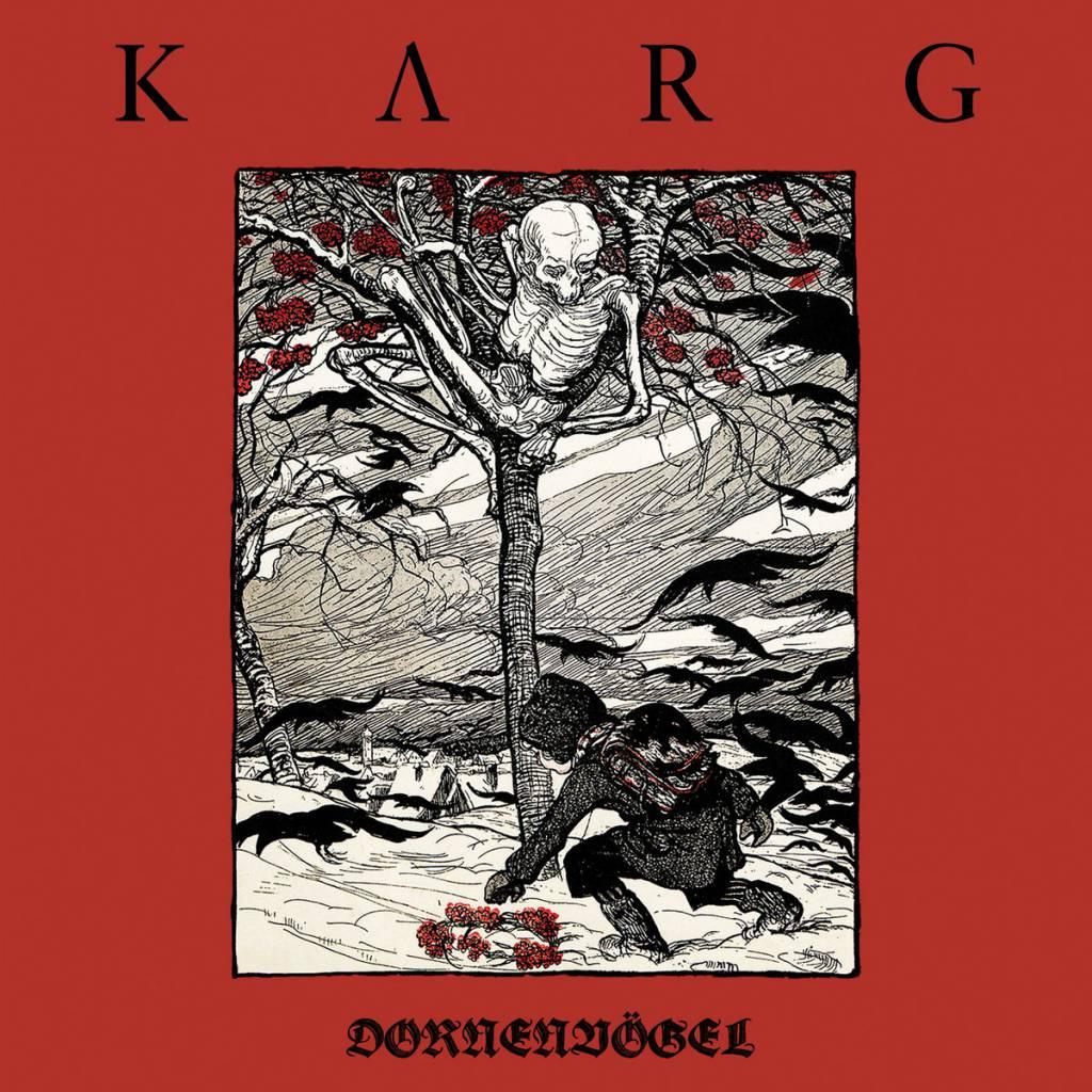 KARG : le nouvel album Dornenvögel en écoute intégrale