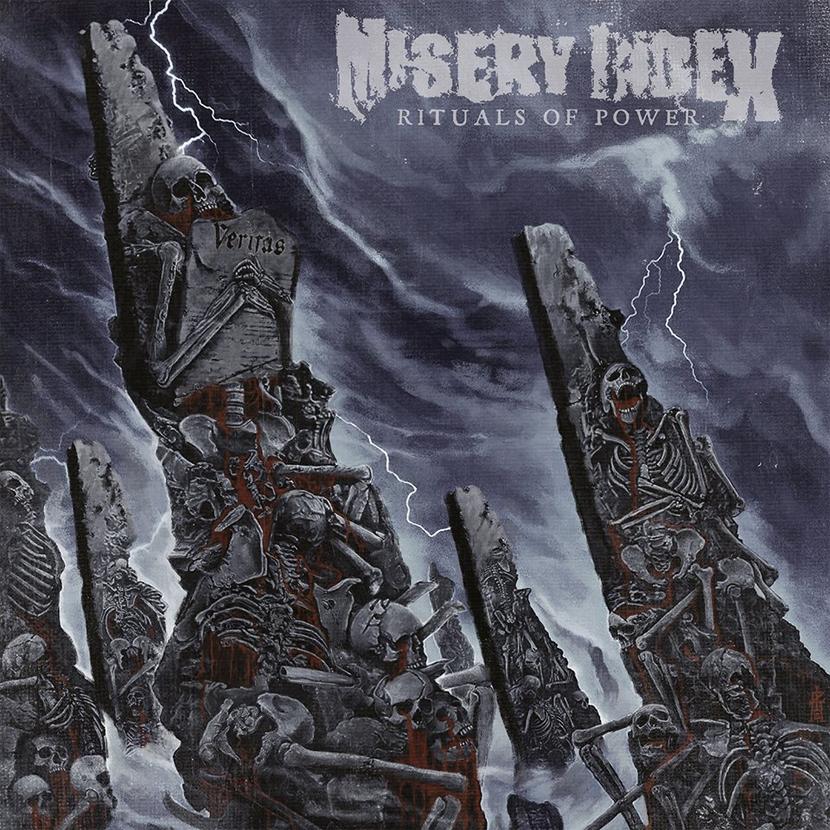 MISERY INDEX dévoile la lyric vidéo de la chanson «Rituals Of Power»