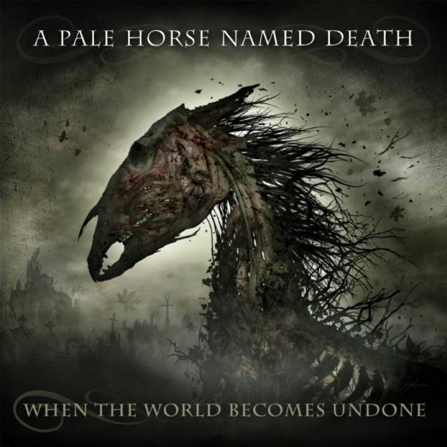 A PALE HORSE NAMED DEATH dévoile le clip vidéo de la chanson «Fell In My Hole»
