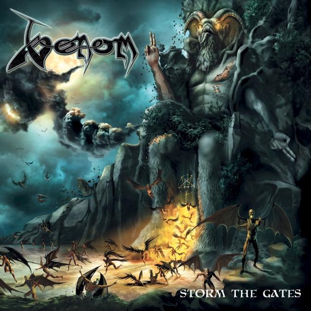 Venom Venomstormthegatescd