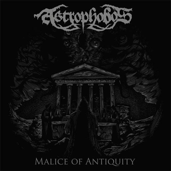 ASTROPHOBOS dévoile la nouvelle chanson «Begotten In Black»