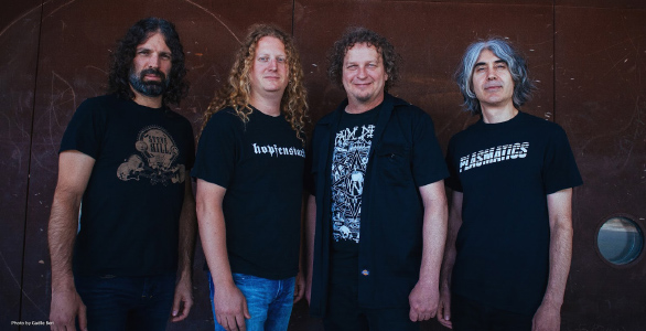 VOIVOD : INTERVIEW AVEC SNAKE