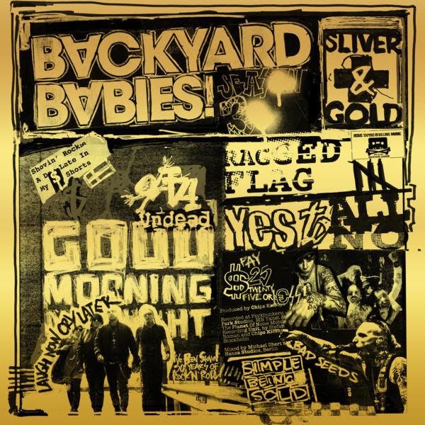BACKYARD BABIES dévoile le clip vidéo de la chanson «Good Morning Midnight»