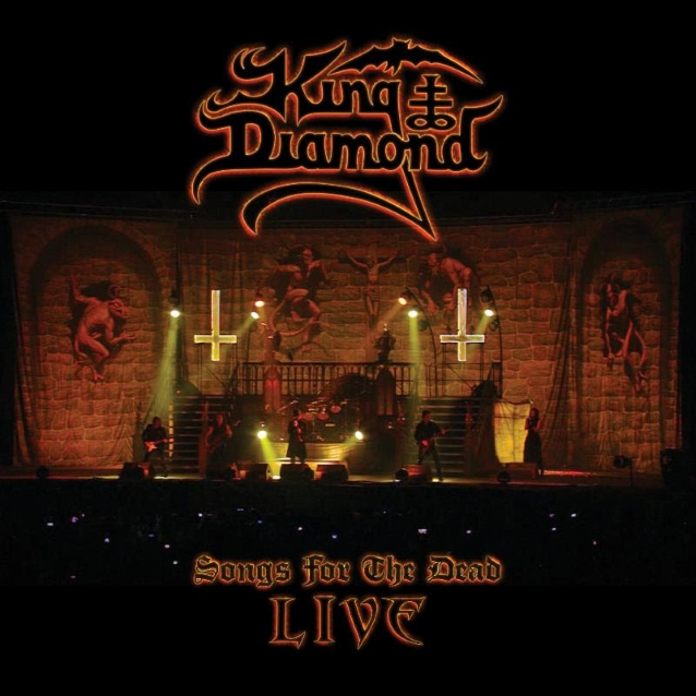 KING DIAMOND - ? (2019 ?) Kingdiamondsongsforthedeadlivecover