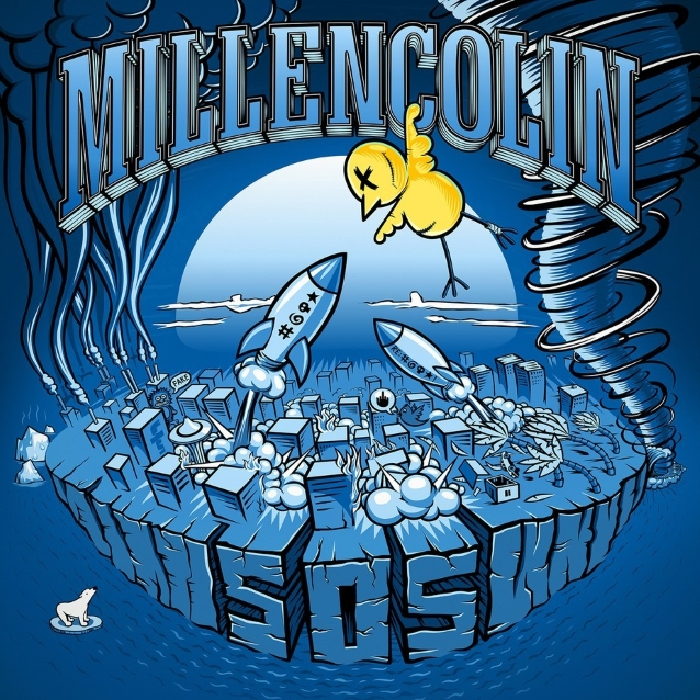 MILLENCOLIN dévoile le clip vidéo de la chanson «Sour Days»