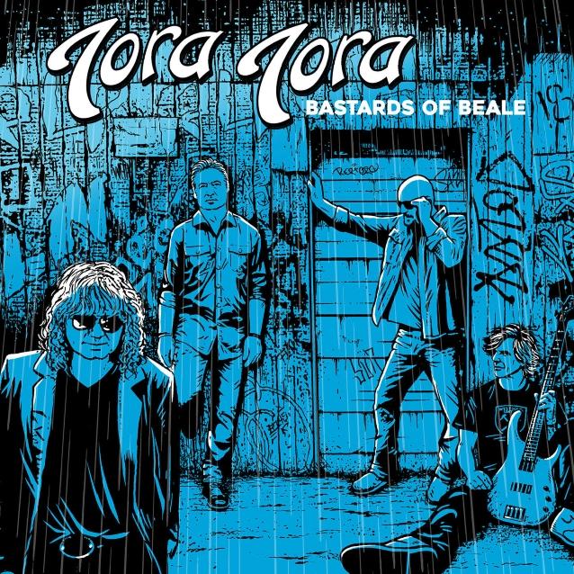 TORA TORA : les détails du nouvel album Bastards Of Beale