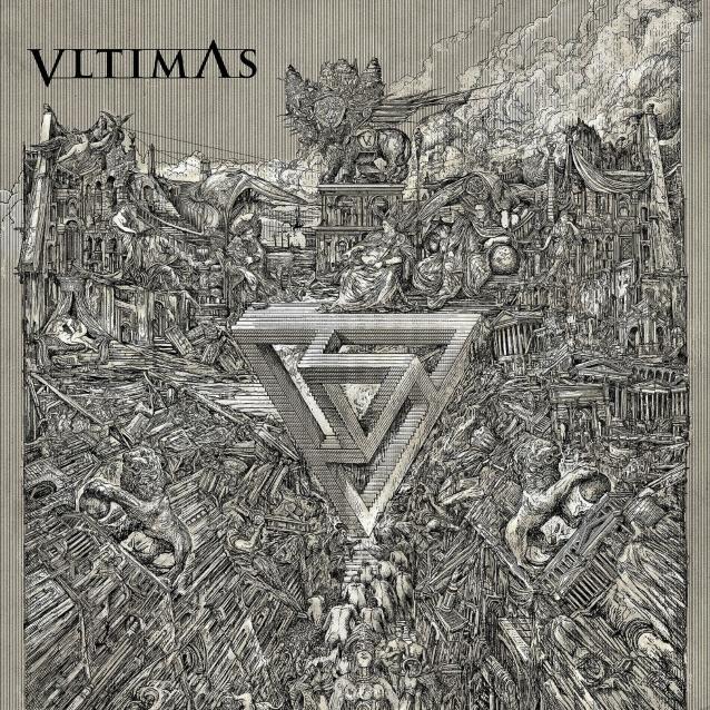 VLTIMAS (avec David Vincent, ex-MORBID ANGEL) dévoile la nouvelle chanson «Total Destroy!»