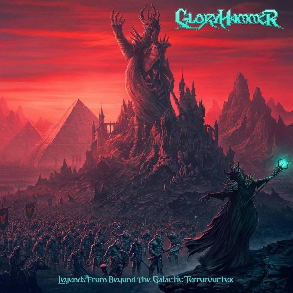 GLORYHAMMER dévoile le clip vidéo de la chanson «Gloryhammer»