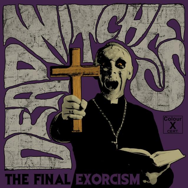 DEAD WITCHES dévoile la nouvelle chanson «Lay Demon»