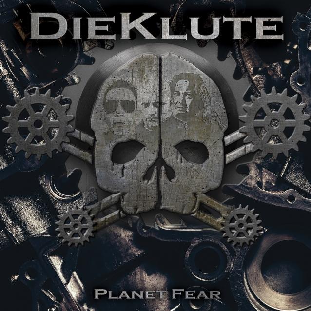 DIEKLUTE (avec Dino Cazares FEAR FACTORY et Jürgen Engler DIE KRUPPS) : le nouvel album Planet Fear en écoute intégrale
