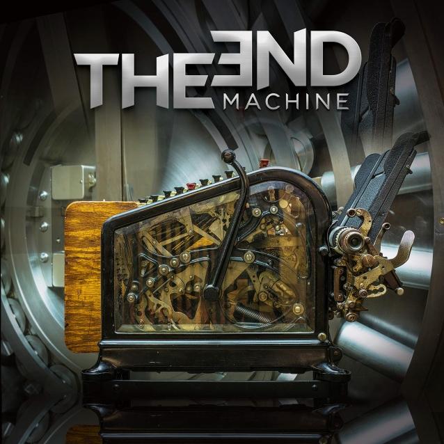 THE END: MACHINE (avec George Lynch, Jeff Pilson etc.) dévoile le clip vidéo de la chanson «Alive Today»