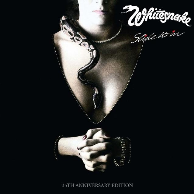 WHITESNAKE dévoile une version remasterisée de la chanson «Slow An' Easy»