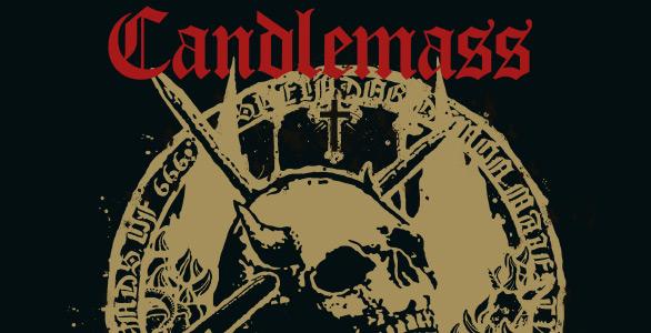 CANDLEMASS : CHRONIQUE DU NOUVEL ALBUM
