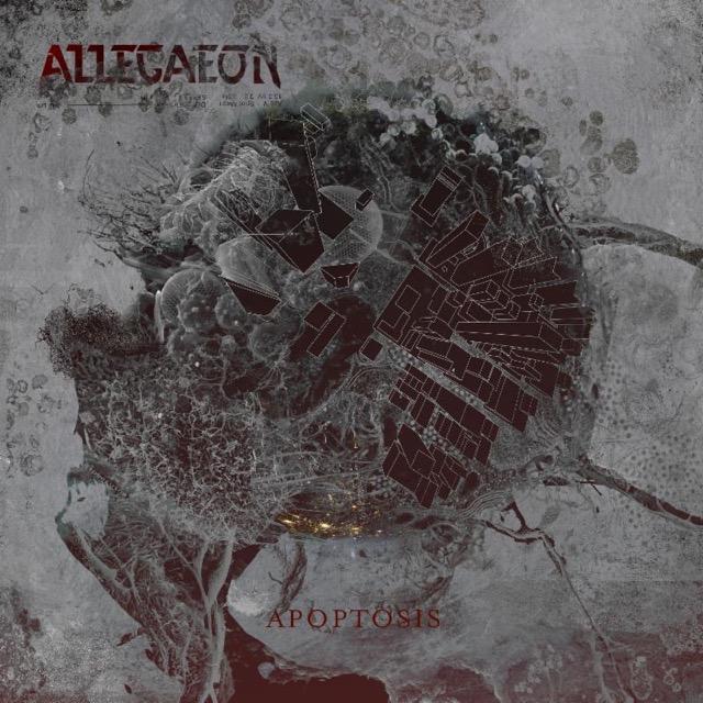 ALLEGAEON : le nouvel album Apoptosis en écoute intégrale