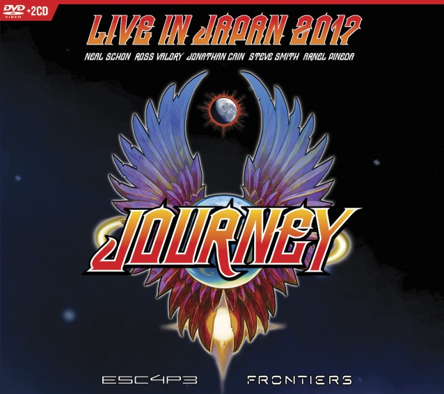 JOURNEY dévoile la vidéo live de la chanson «Separate Ways (Worlds Apart)»