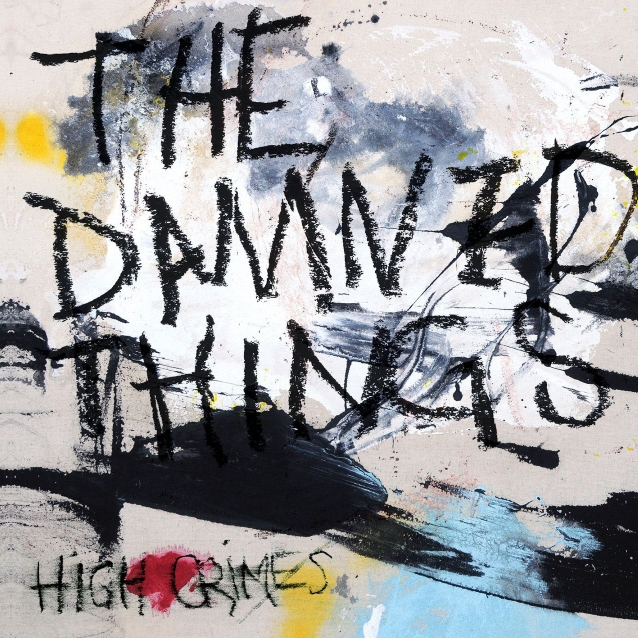The Damned Things Thedamnedthingshighcrimescd