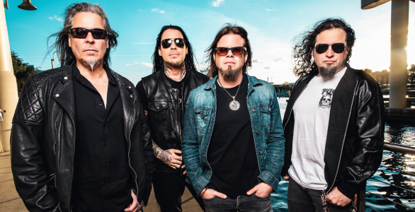 QUEENSRYCHE : INTERVIEW AVEC TODD LA TORRE