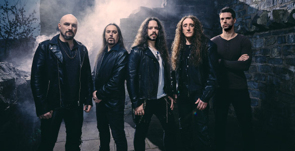 RHAPSODY OF FIRE : INTERVIEW AVEC ALEX STAROPOLI