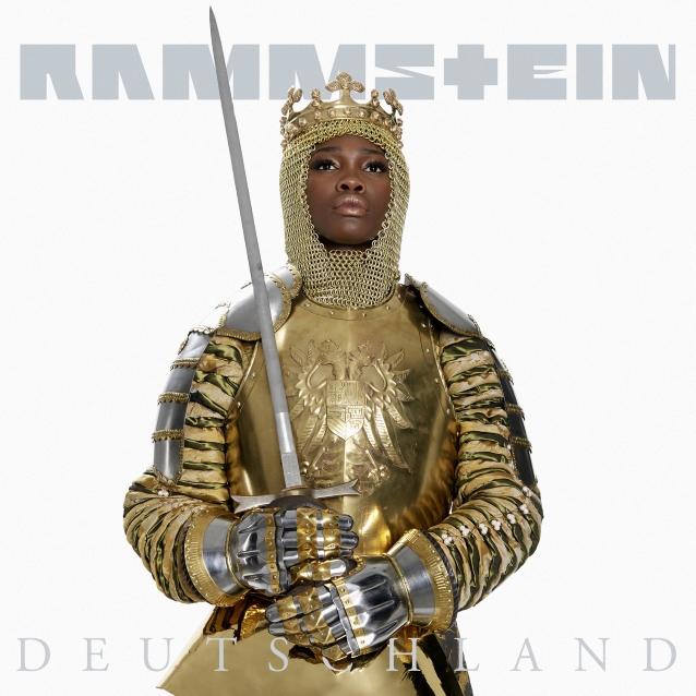RAMMSTEIN tease les trois nouvelles chansons «Ausländer», «Sex» et «Puppe»