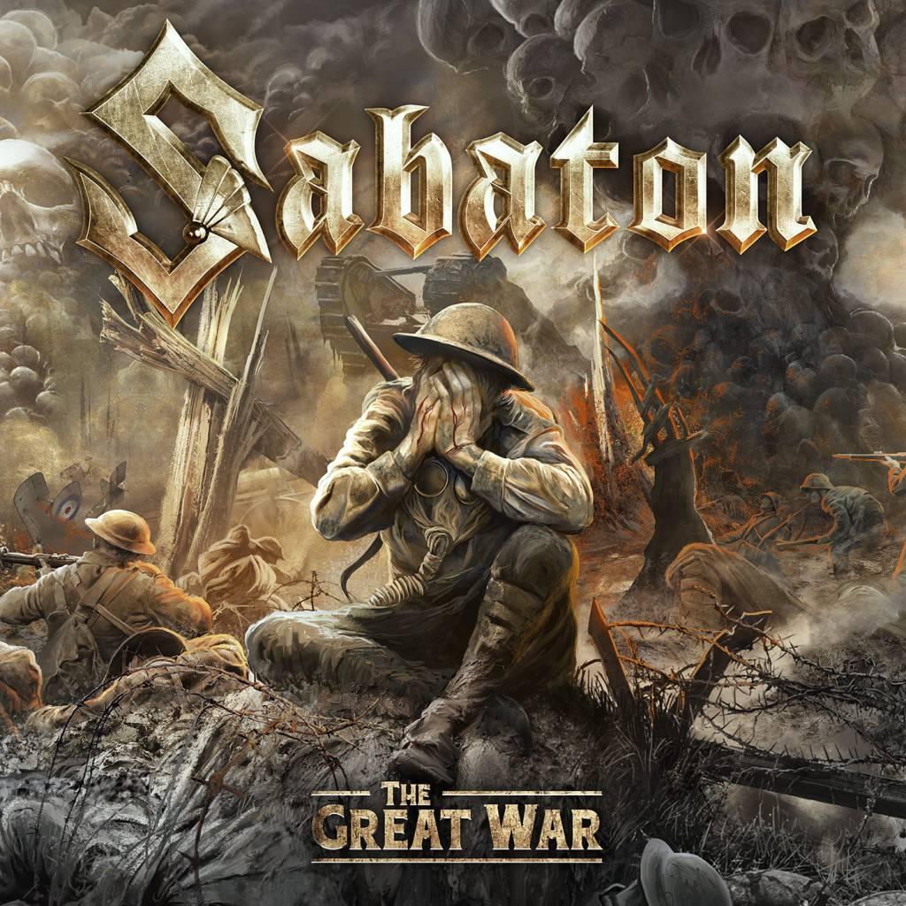SABATON : les détails du nouvel album The Great War