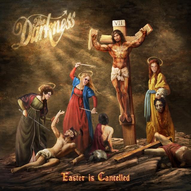 THE DARKNESS dévoile la lyric-vidéo de la chanson «Heart Explodes»