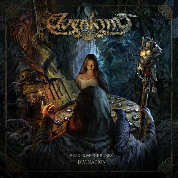ELVENKING : les détails du nouvel album Reader Of The Runes – Divination