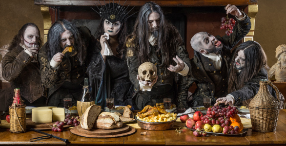 FLESHGOD APOCALYPSE : INTERVIEW AVEC FRANCESCO PAOLI