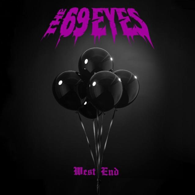 THE 69 EYES dévoile le clip vidéo de la chanson «Two Horns Up» (feat Dani Filth de CRADLE OF FILTH)